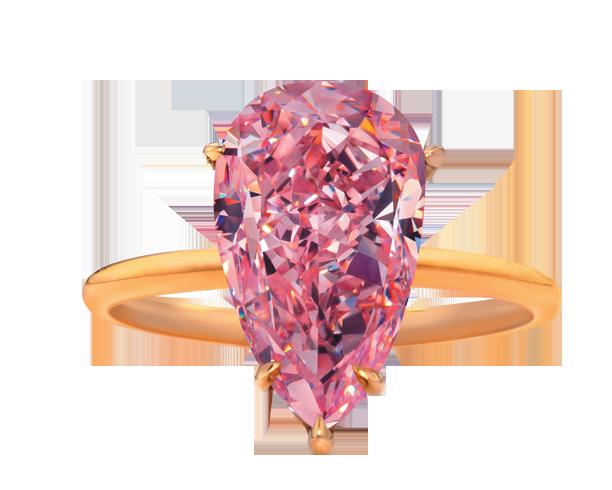 钻石戒指展示2