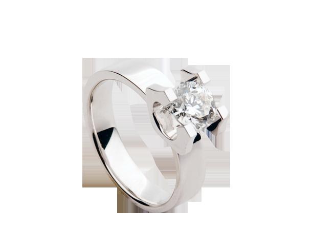 钻石戒指展示5