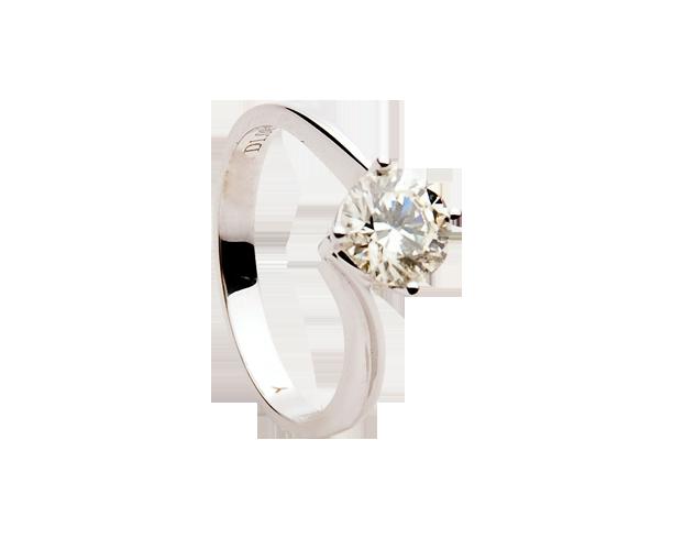 钻石戒指展示7